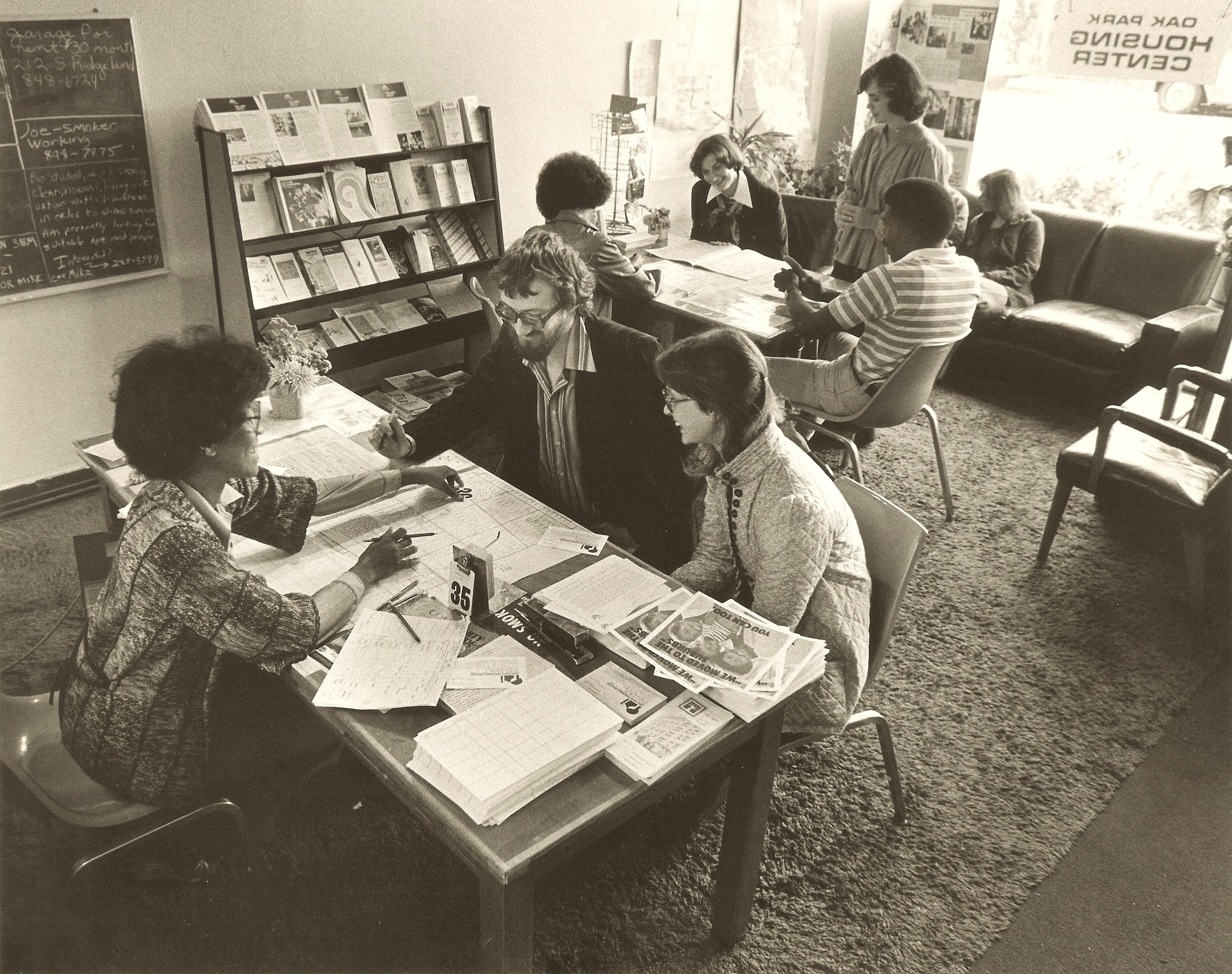 Housing Center 1970s photo 7